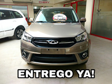 New Chery Tiggo 1.6 3 Luxury Mt 0km