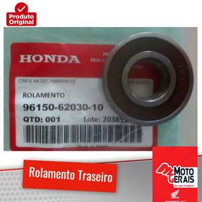 Kit Rolamento Traseiro Cb300/cbx200-original Honda-94/15