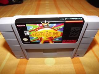 Earthbound Español Repro Super Nintendo Snes