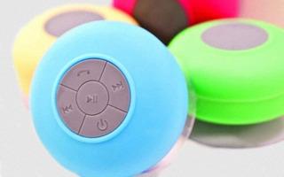 Parlante Portatil Bluetooth Ducha Resistente Agua Polotecno