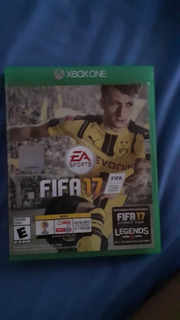 Juego Fisico Fifa 17 Xbox One