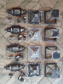Arandelas Antigas De Parede Em Alumínio ( Ler O Anúncio )
