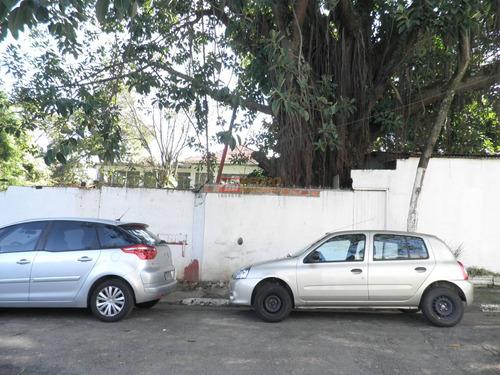 Terreno Venda Bairro Taboao Em Sao Bernardo Do Campo - V-24242
