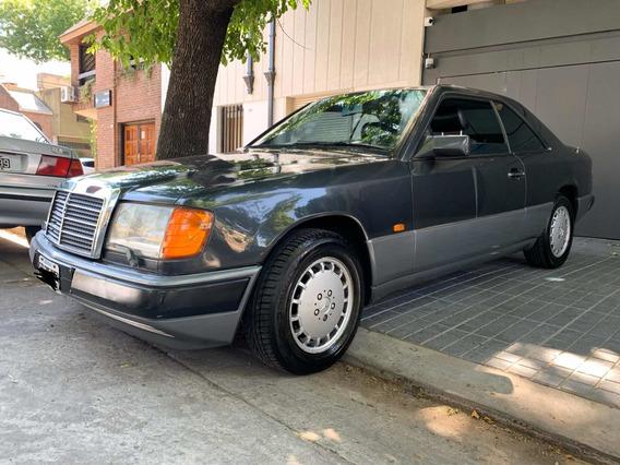 Mercedes-benz Clase E 3.2 E320 Coupe 1991