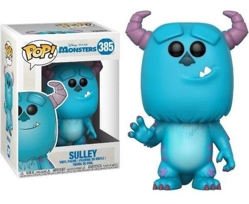 Funko Pop Sulley N° 385 Monsters Inc Disney En Caja Nuevo