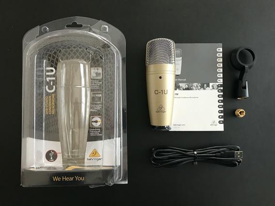 Microfone Behringer C-1u