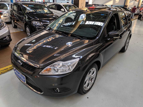 Ford Focus Titanium 2.0 Flex Cinza 2012 (automático + Teto)