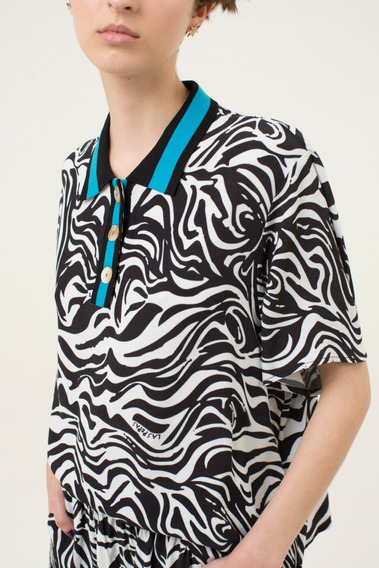 Blusa Zebra Las Pepas
