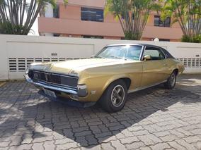 Ford Mercury Cougar Xr7 1969 V8 351 Wndsor