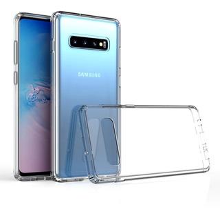Funda Reforzada Premium Acrílico Tpu Samsung Galaxy S10 Plus
