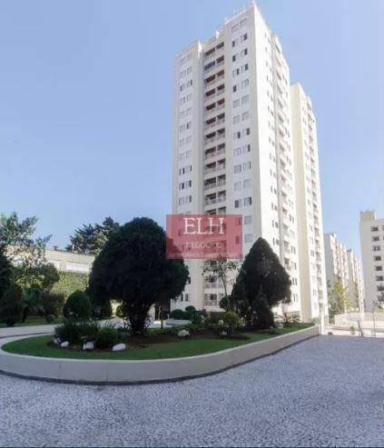 Apartamento Com 2 Dormitórios À Venda, 60 M² Por R$ 293.000 - Lauzane Paulista - São Paulo/sp - Ap0039