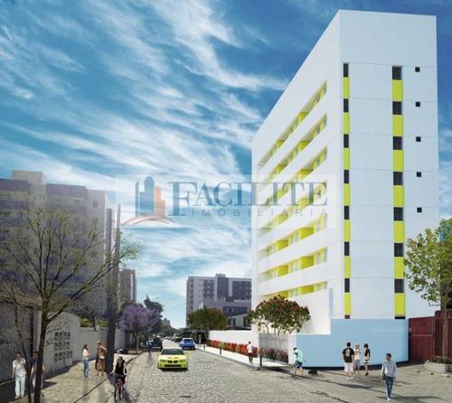 Apartamento A Venda No Bessa, João Pessoa/pb - 23125-11953