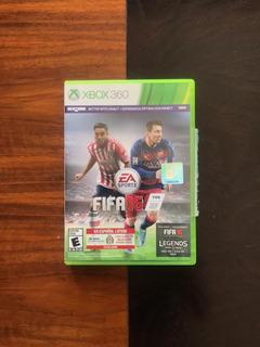 Videojuego Fifa 16 Para Xbox 360
