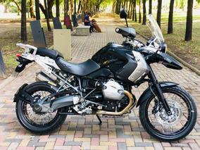 2013 Bmw R 1200 Gs Triple Black