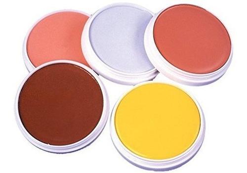 Imagen 1 de 1 de Mehron Makeup Foundation Greasepaint (1.25 Oz) (juvenil)