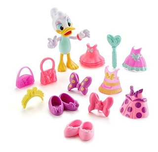 Fisherprice Disney Junior Minnie Royal Bola Daisy Muñeca Y P