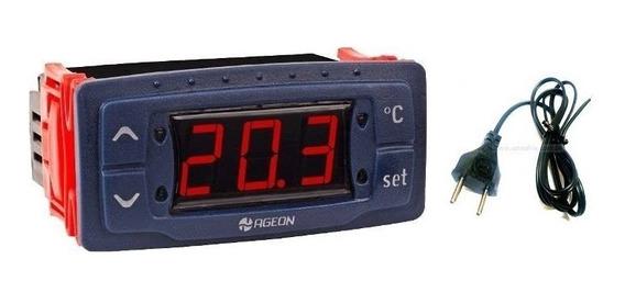 Termostato, Temporizador Ageon G103 Pid 2 Anos Garantia