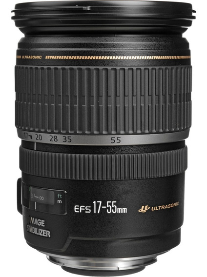 Lente Canon Ef-s 17-55mm F/2.8 Is Usm 12x Sem Juros