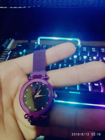 Relógio Feminino + Caixa Decorativa