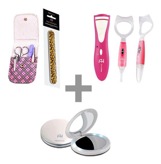 Kit Para Maquiagem, Beleza E Manicure | Relaxbeauty