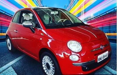 Fiat 500 1.4 Lounge 3p