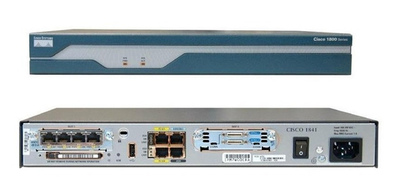 Router Cisco Series 1800 (1841)