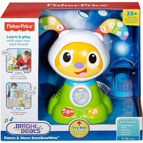 Fisher Price Beat Cão Fbk53 - Mattel