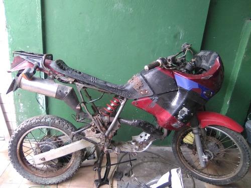 Imagem 1 de 3 de Honda Nx 350 Sahara