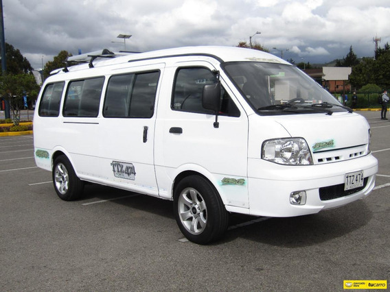Kia Pregio Grand Gs Microbus Mt 3.0 19p