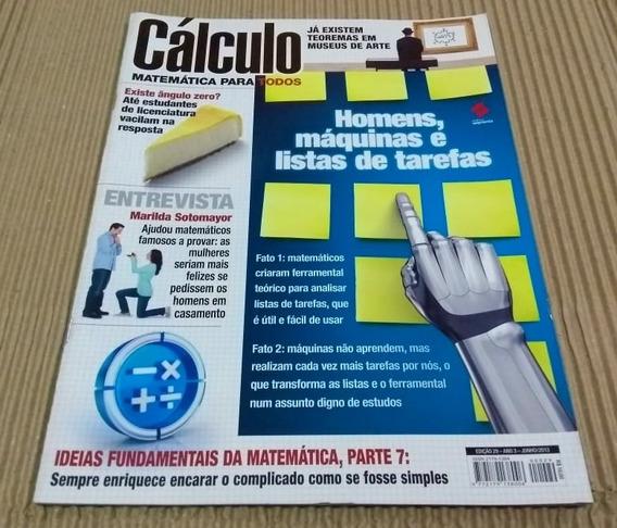 Revista Cálculo - Matemática Para Todos - Nº 29
