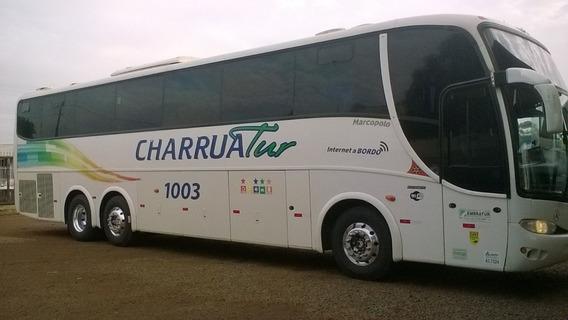 Ônibus M.benz Marcopolo Paradiso 1200