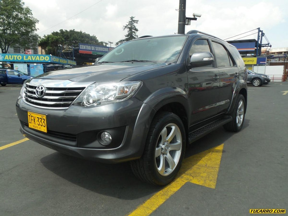 Toyota Fortuner Mt 2700 Aa Ab