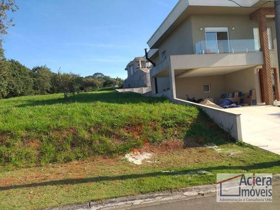 Terreno À Venda, 560 M² Por R$ 356.000,00 - Reserva Santa Maria - Jandira/sp - Te1265