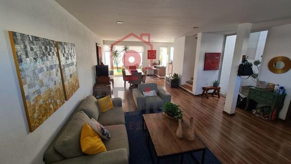 Casa De 3 Hab.+cuarto De Servicio En Valle De Juriquilla Ln