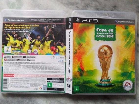 Fifa 2014 Copa Do Mundo - Ps3