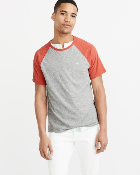 Camiseta Abercrombie Masculina 100% Original Importada Bermudas Moletom Calças Shorts Casacos Hollister Polos Tommy