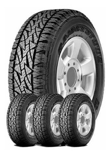 Combo 4 Neumáticos 265/70 R16 Dueler At Revo 2 Bridgestone