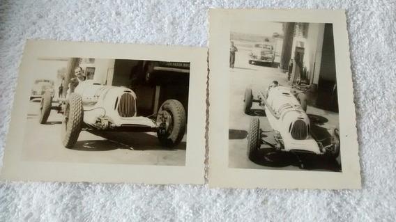 Foto Automobilismo Anuar De Góes Daquer (turquinho) 1949