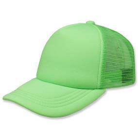 Gorra Sc Trucker Verde/verde Unitalla