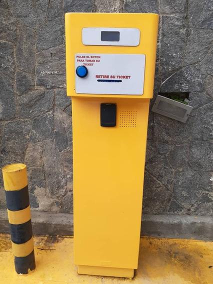 Control Acceso Vehicular Parking Estacionamientos
