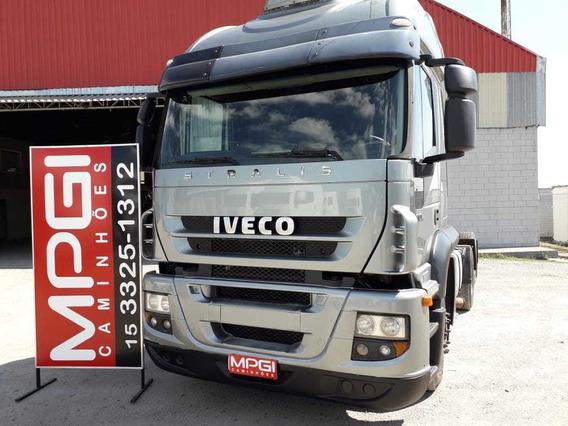 Iveco 410 Nr 6x2 Teto Alto 2011 ! Apenas R$120.000