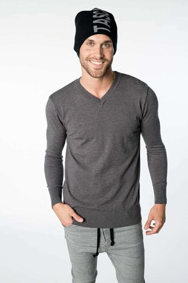 Sweater Doryx Melange Hombre Cuotas