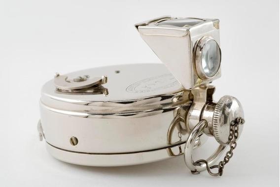Ticka Camera Houghtons Ltda 1906 S/ Uso Caixa Orig E Manuais