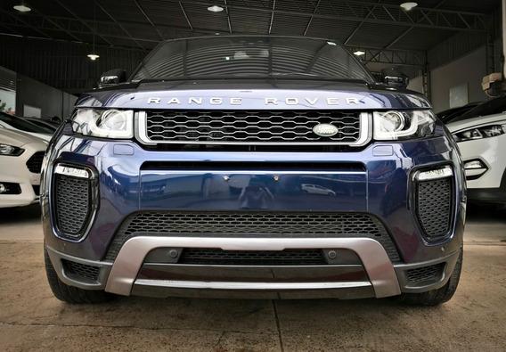 Land Rover Evoque Dynamic 4x4 C/ Teto Sol. 2.0. Azul 2017/17