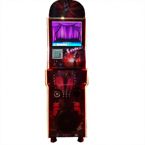 Maquina De Videoke E Musica (karaoke Sistema 2 Em 1 )