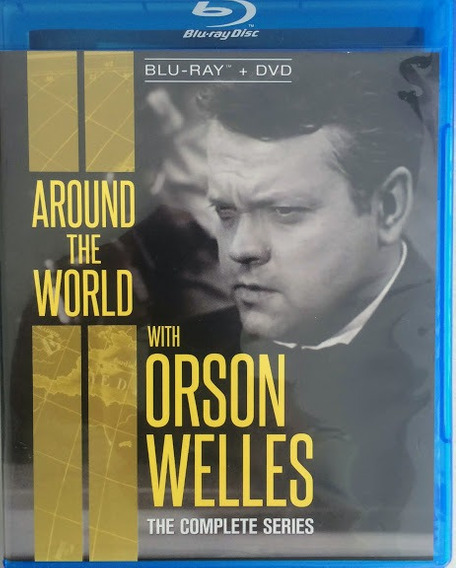 Dvd Around The World - Orson Welles (the Complete Series)