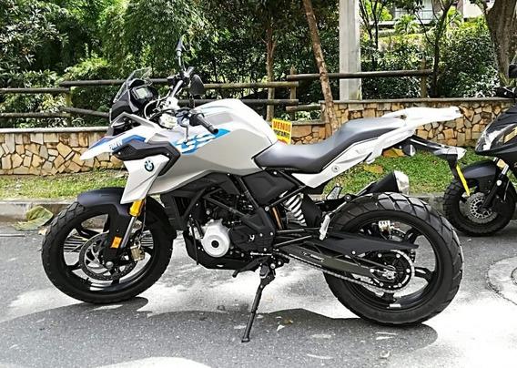 Bmw 310 Gs Blanca