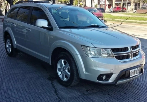 Dodge Journey Sxt 2.4 Atx 2012 3 Filas 7 Plazas Unica!!
