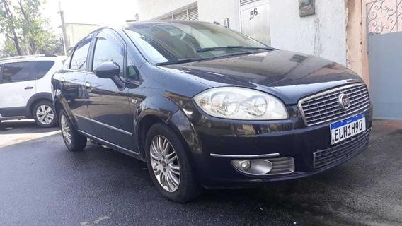 Fiat Linea 2009 Dualogic Com Gnv Muito Novo , Aceito Troca