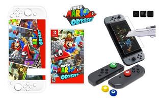 Super Mario Odyssey Set + Envio Gratis